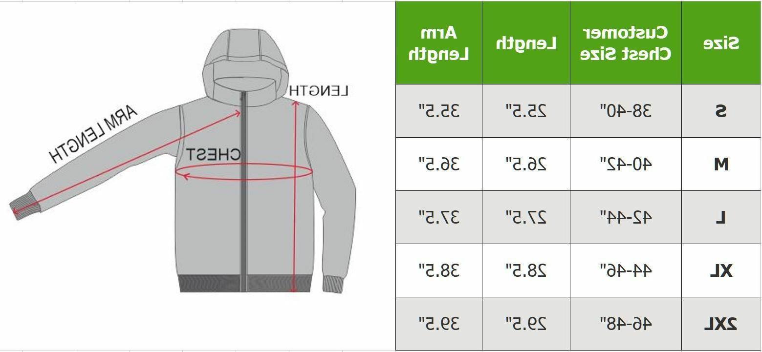 Mens Lightweight Jacket Moto Bomber Full Repellent Rain