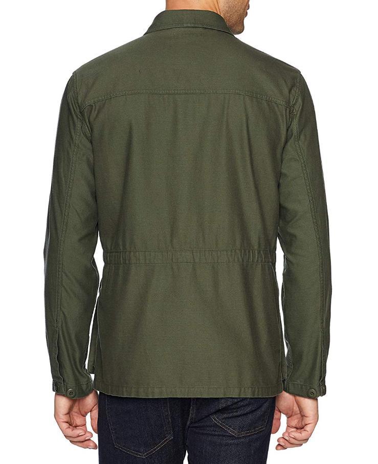 Mens Military Jacket Deep Goodthreads