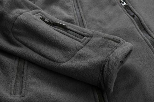 Mens Tactical Army Hiking Coats