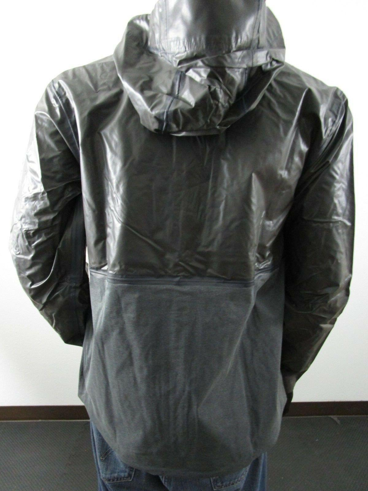 Mens Outdry Explorer Hooded Hybrid Jacket Black