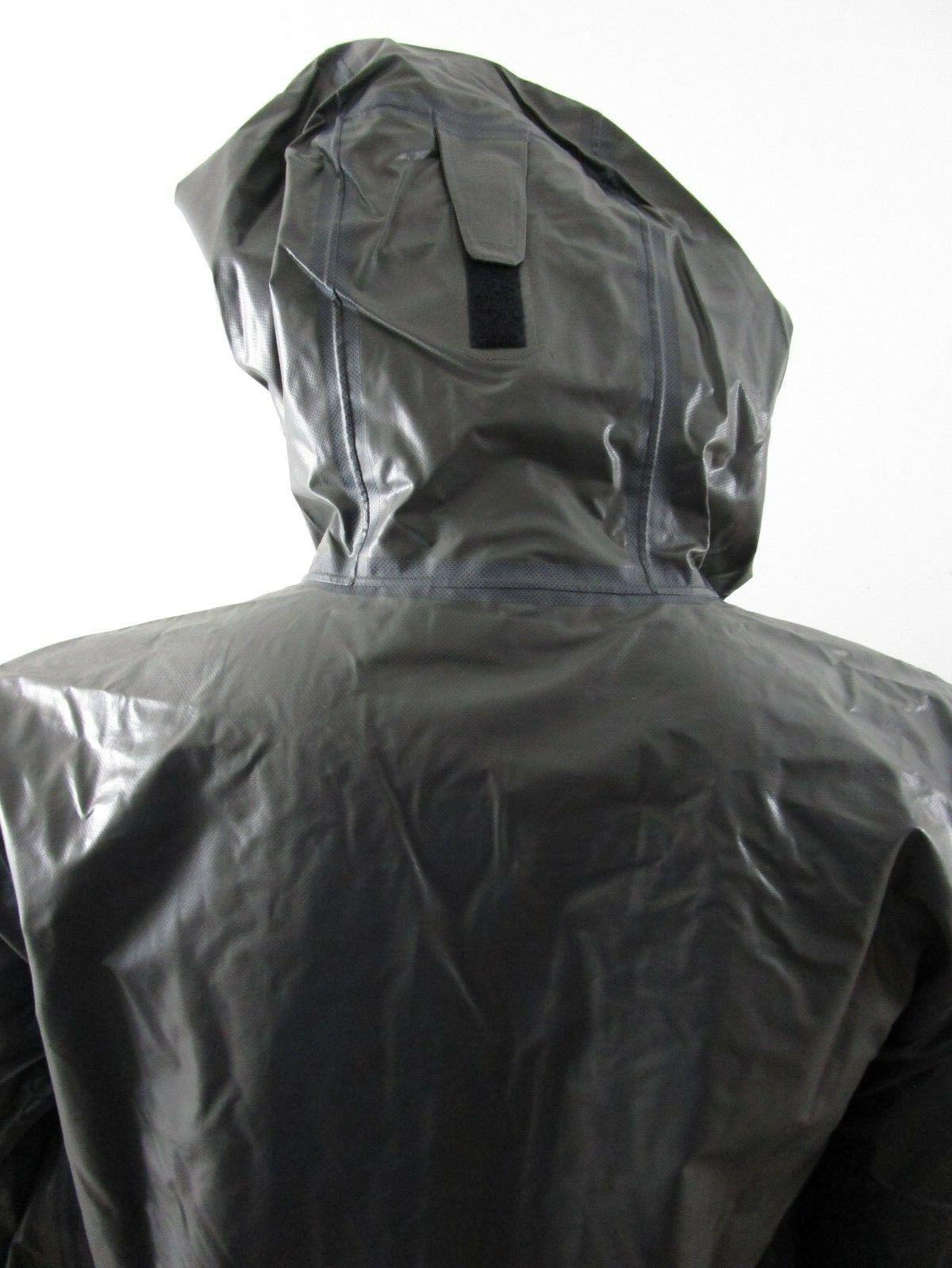 Hooded Jacket - Black