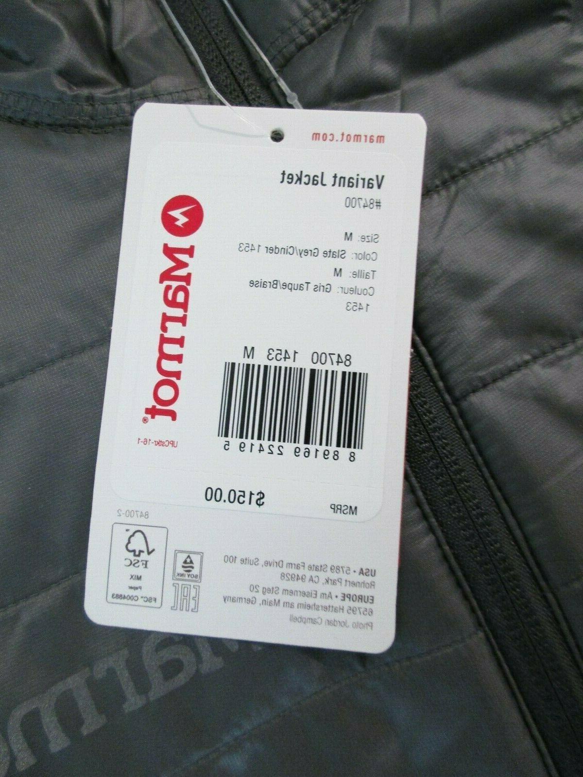 Marmot Variant ~ Jackets Coat 1453