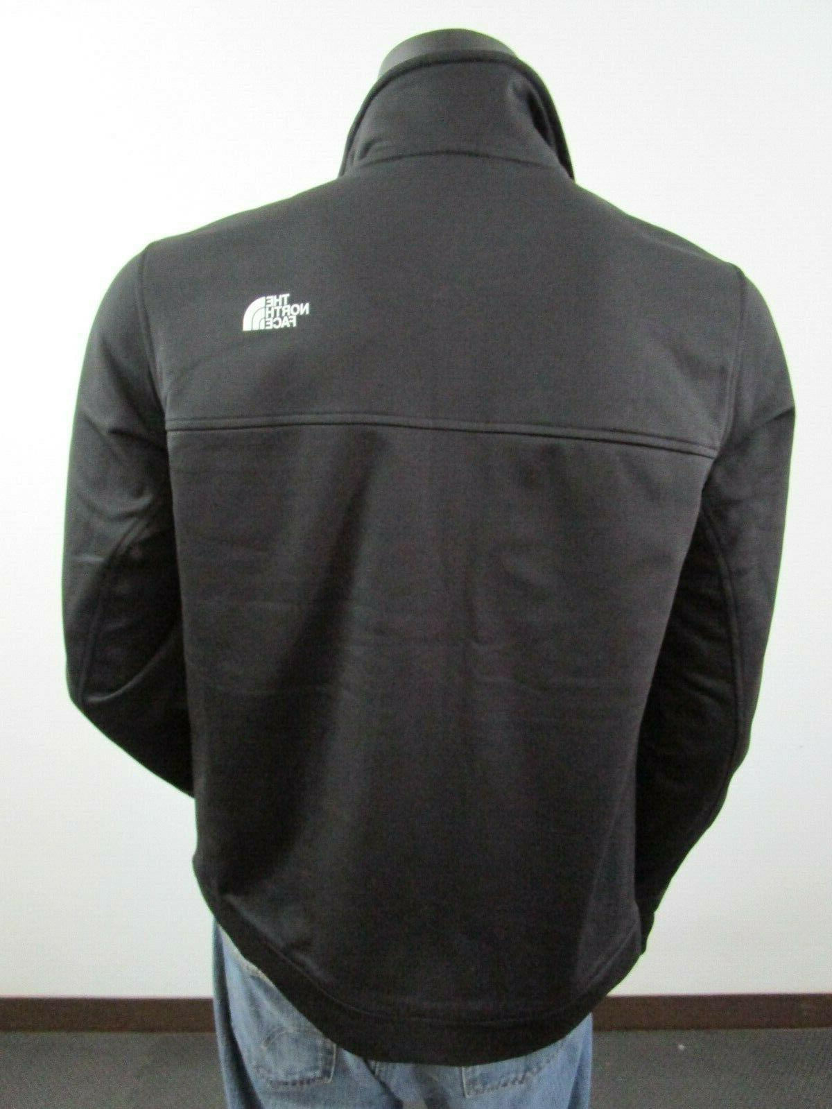 Mens The North Face Cinder FZ Black