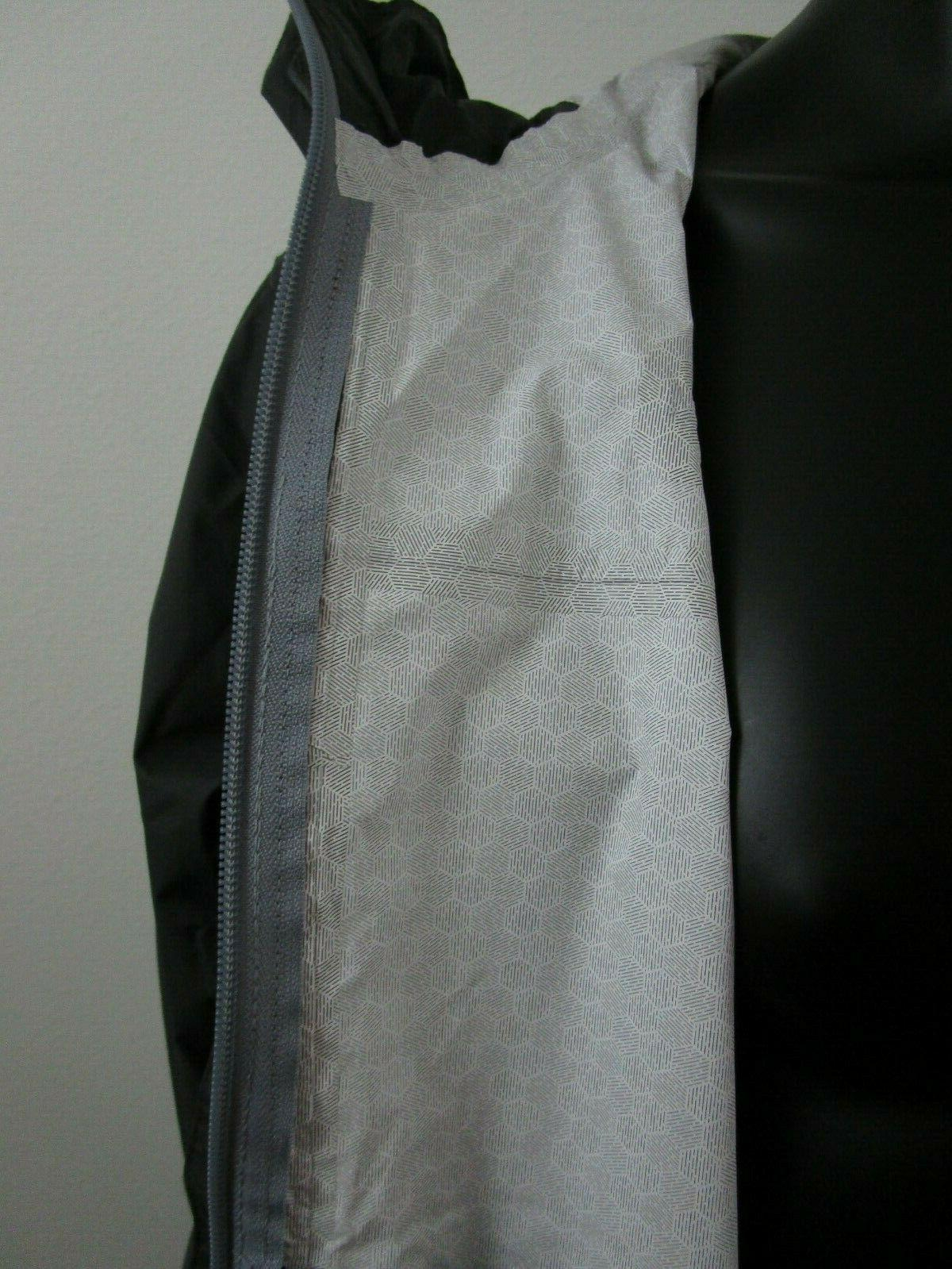 Mens Face Waterproof Hooded Jacket