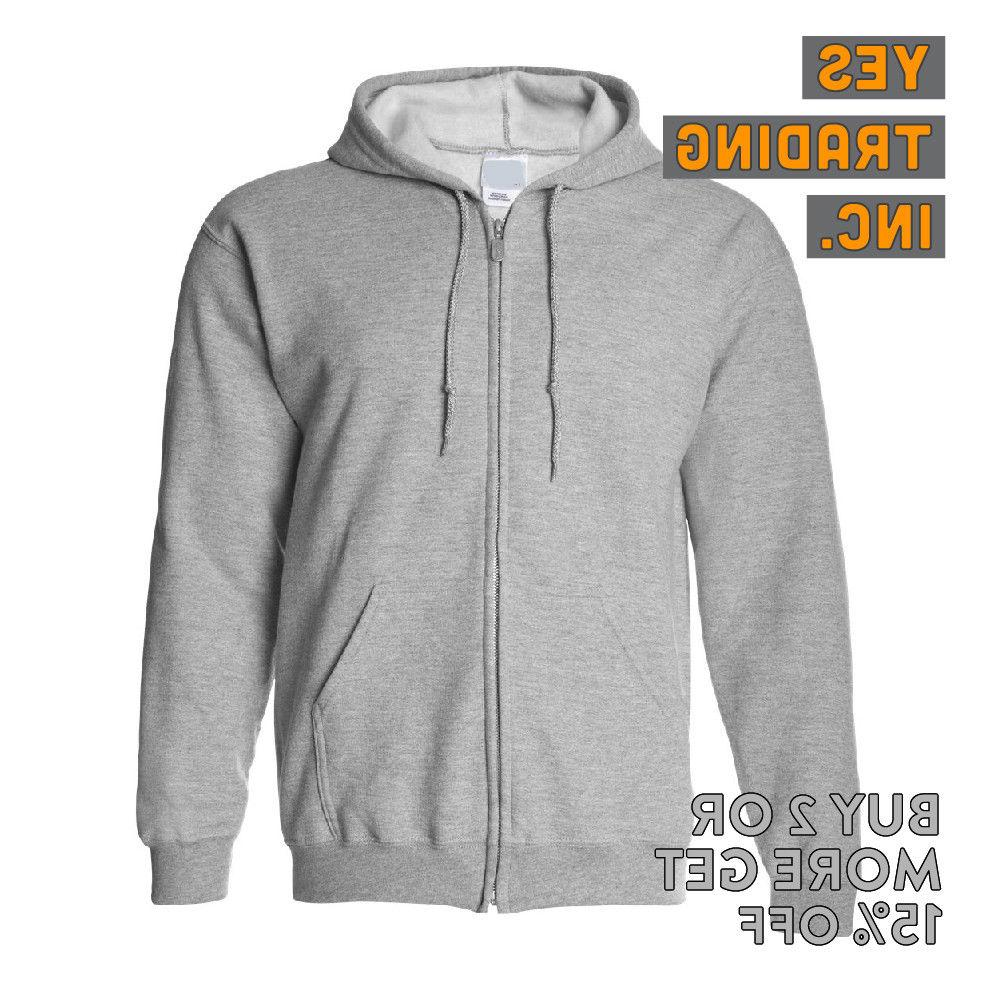 MENS FULL HOODED ACTIVE