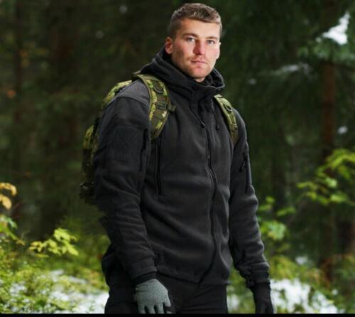 Military Softshell Jacket hoodie,
