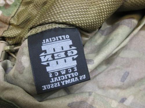 NEW ARMY RAIN JACKET SHELL WET WEATHER X-LARGE/X-LONG