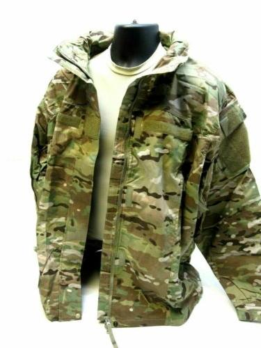 new army ocp multicam rain jacket fr