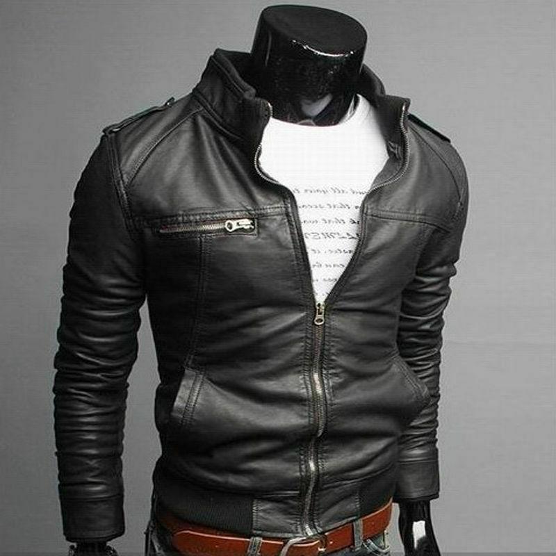 new men s fashion jackets collar slim
