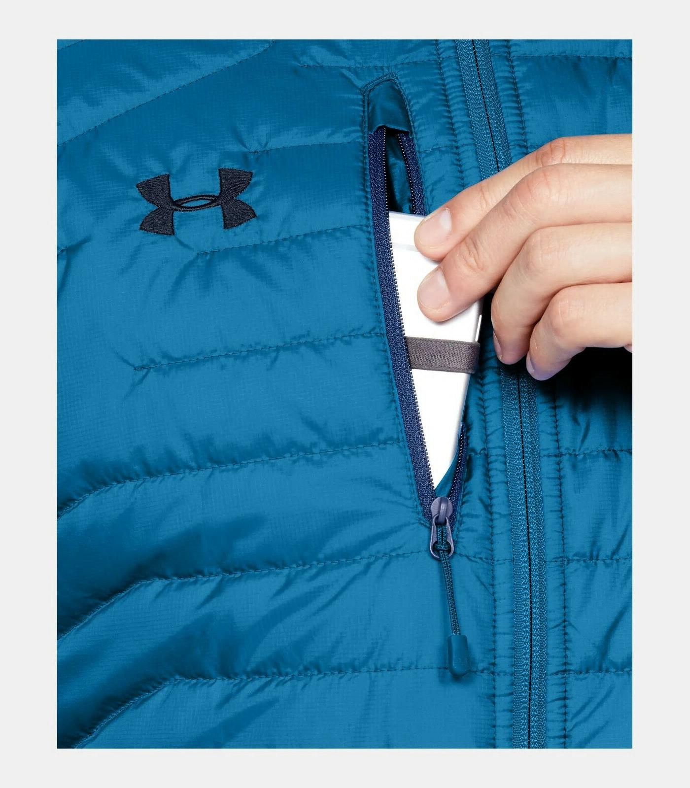 XL ColdGear Reactor Hooded Insulated