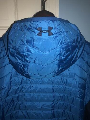 NEW XL Hooded Blue