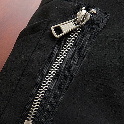 New Zipper Work Jacket Fight Coat Baseball