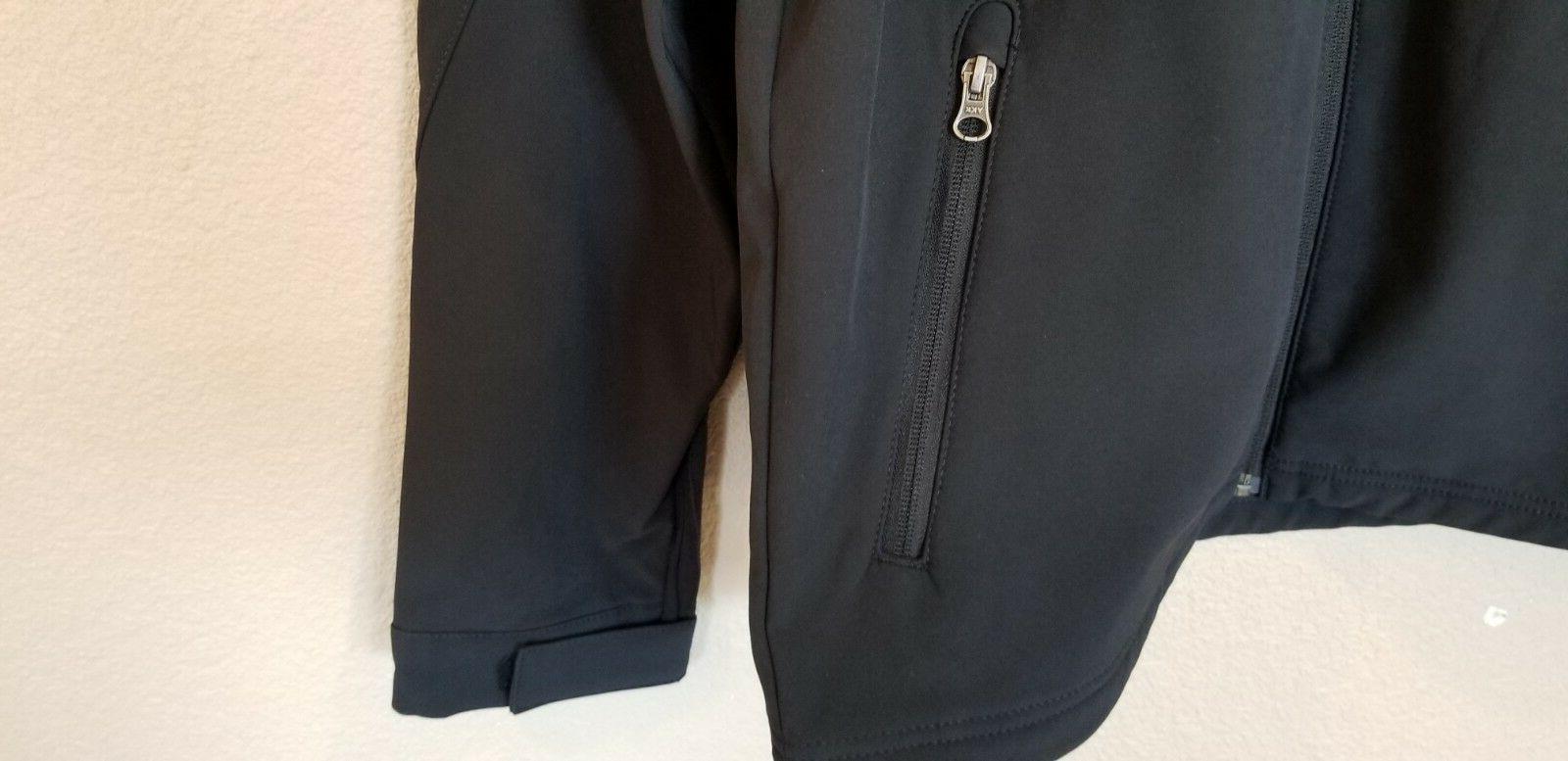New Jacket Hoodie Water Repellent XL