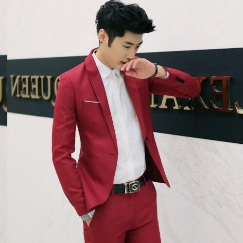 New Mens Fit One Blazer With