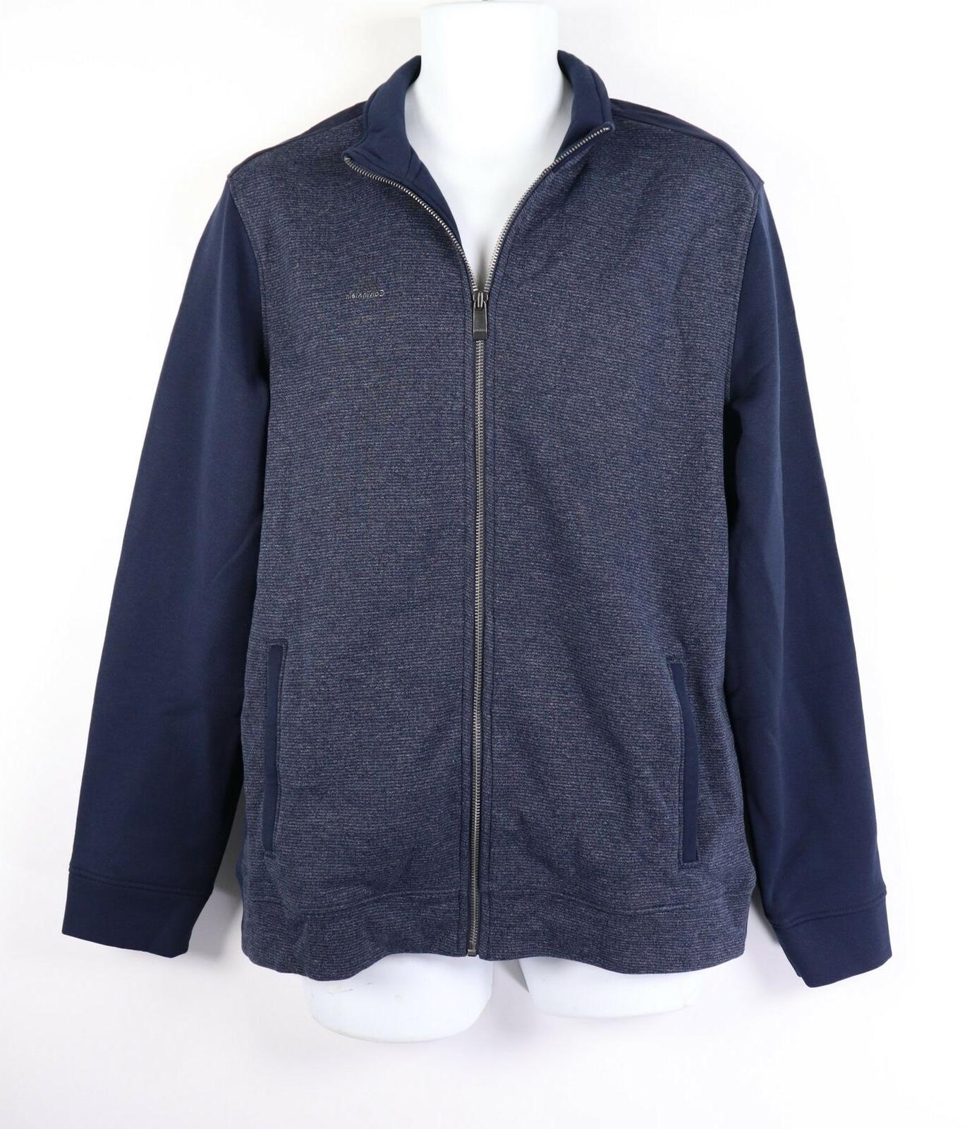 New Klein Jacket Navy Blue
