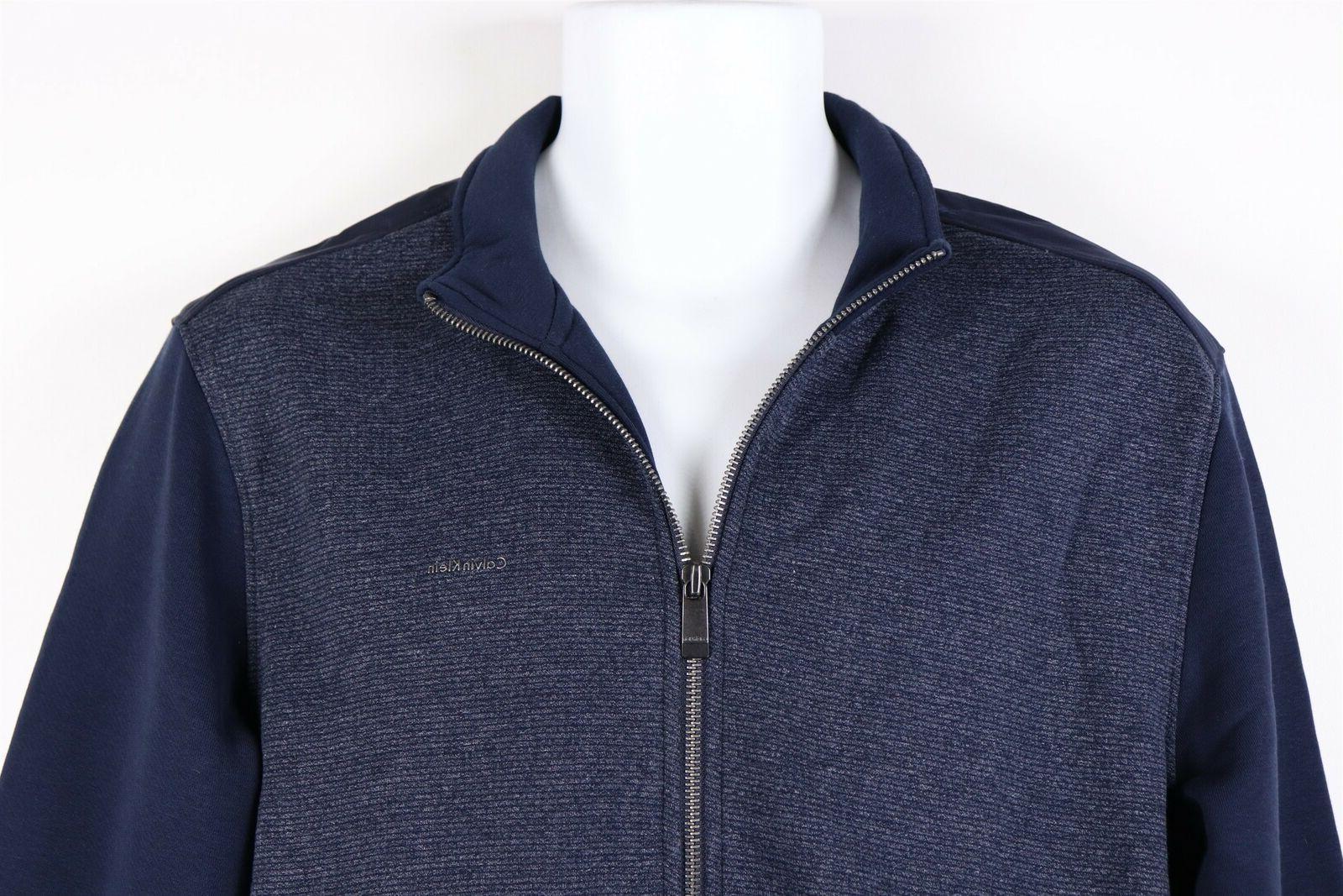 New Jacket L Navy Blue