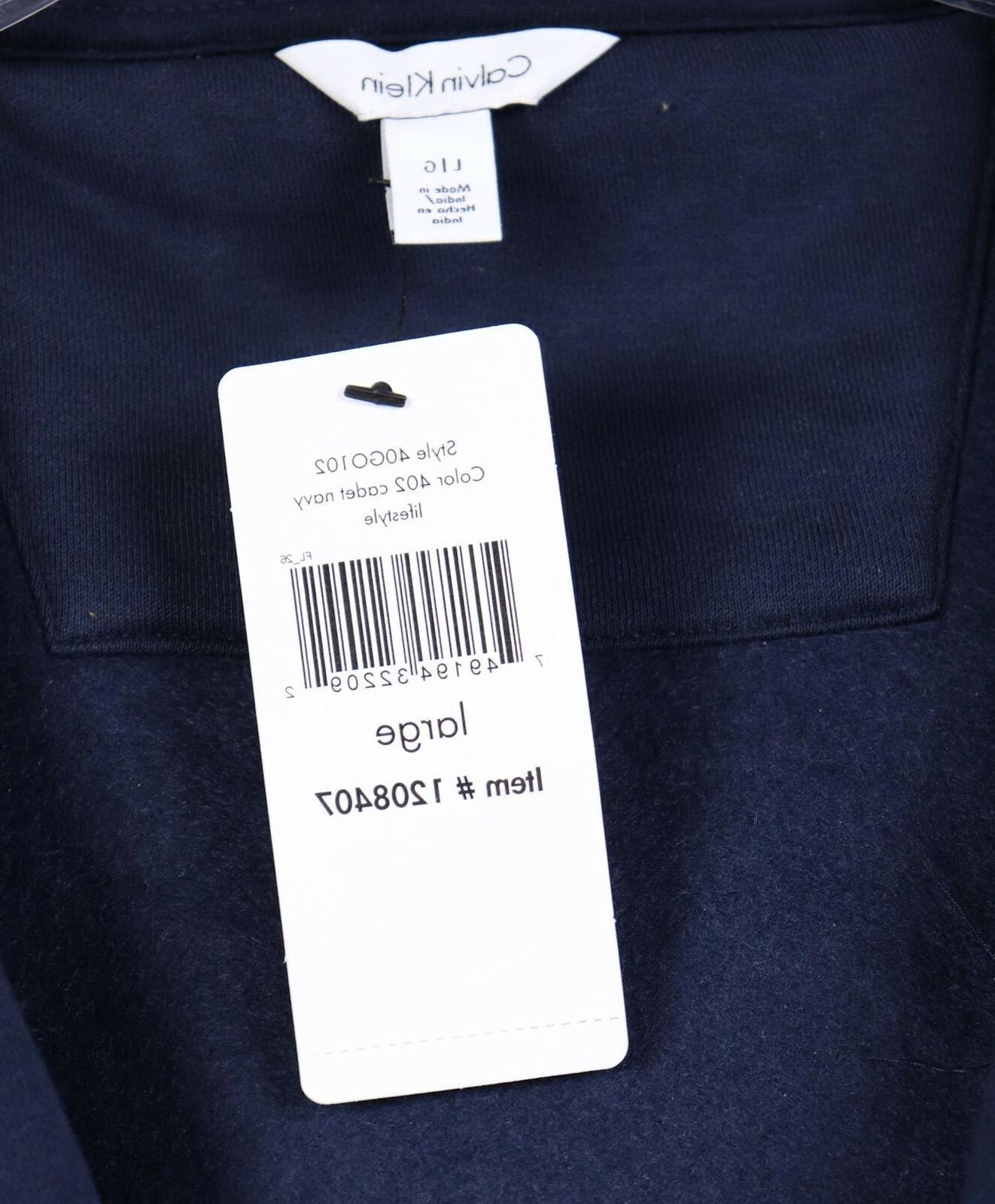 New Calvin Klein Jacket Blue