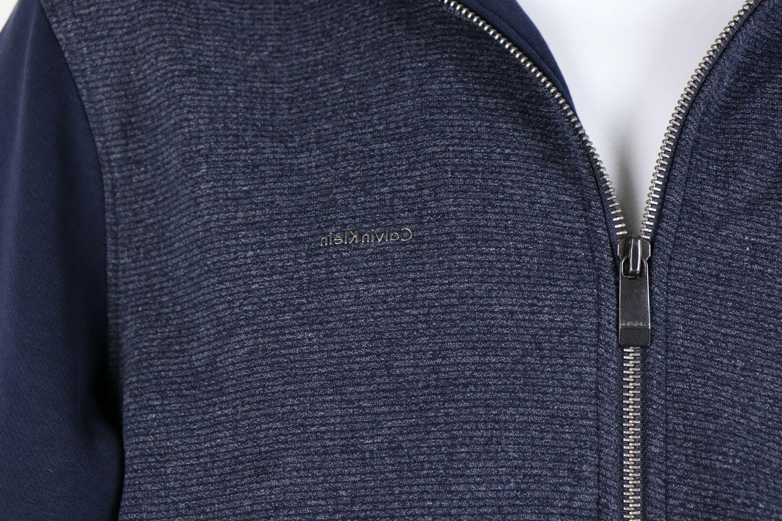 New Jacket Large Blue