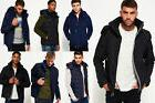 new mens jackets selection various styles