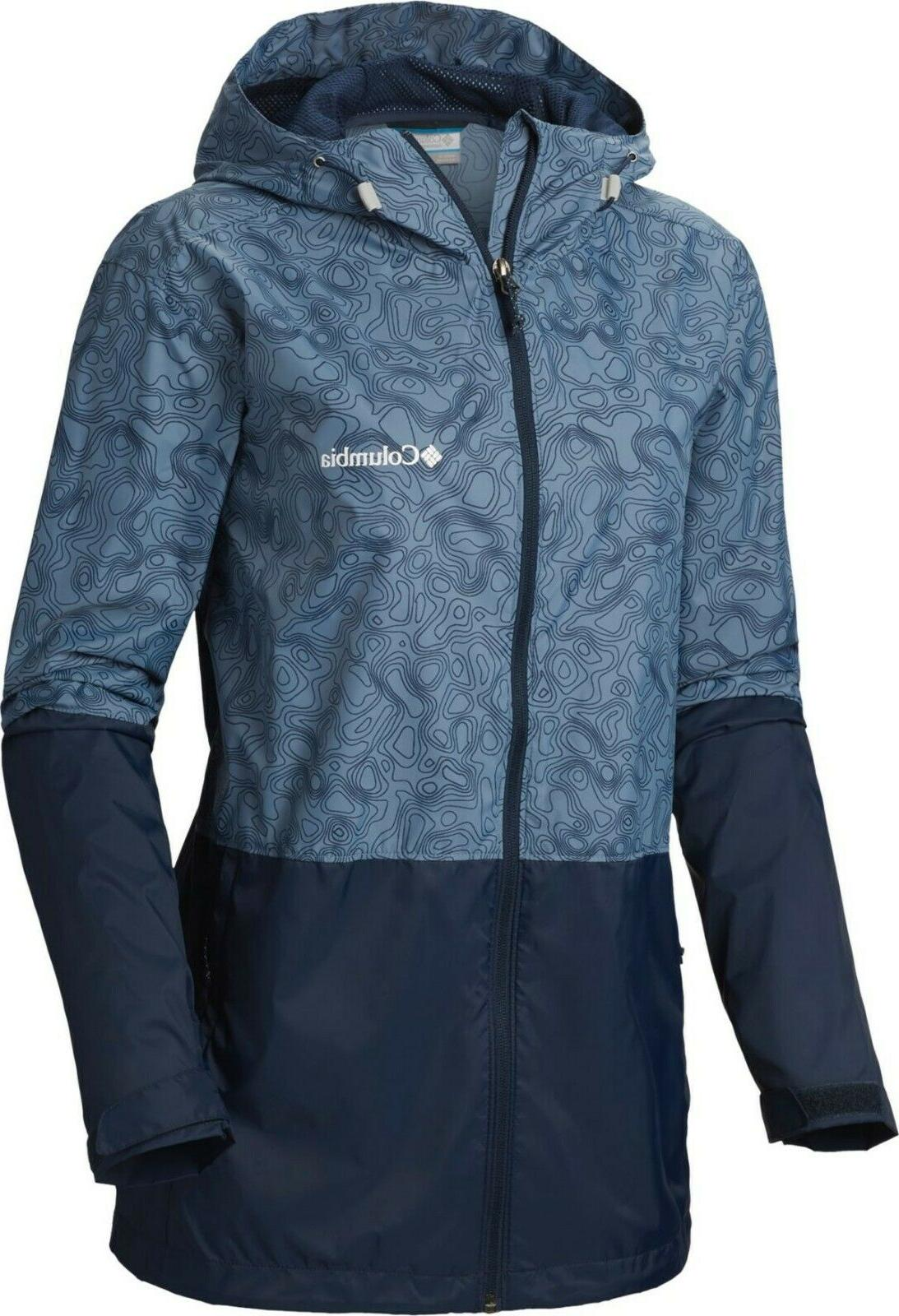 new mens roan mountain rain jacket