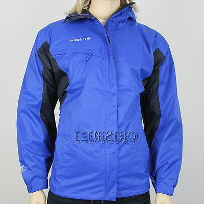 "New Mens ""Watertight"" Omni-Tech Packable Jacket"