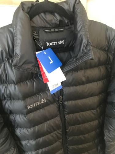 NEW! Lrg Marmot Mens Down Jacket - Fill Power Down