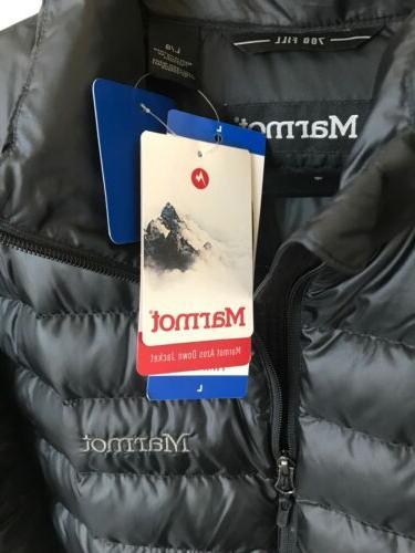 NEW! Sz Marmot Mens Jacket - Fill