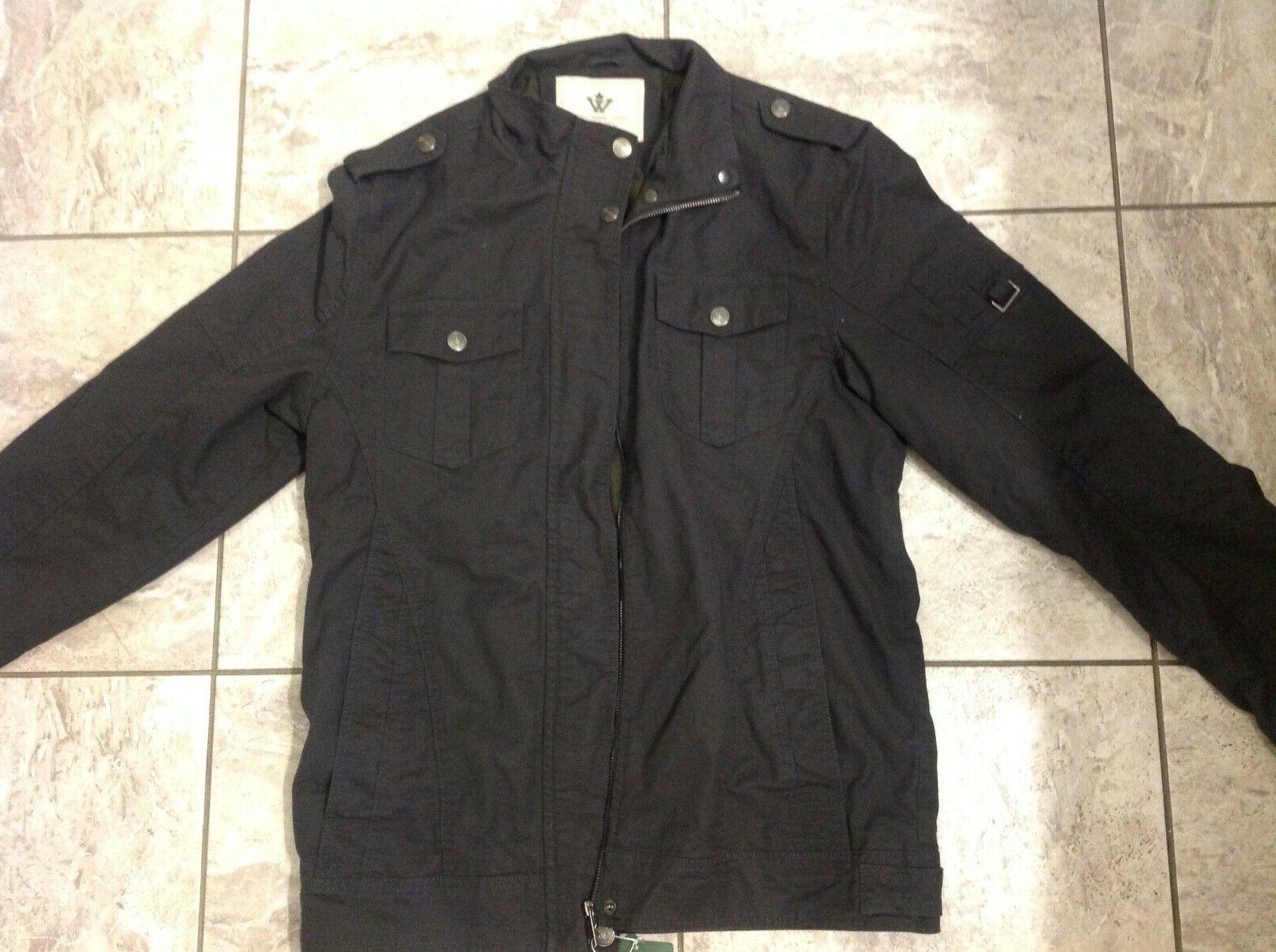 New with tags Men's Casual Jacket, Gray