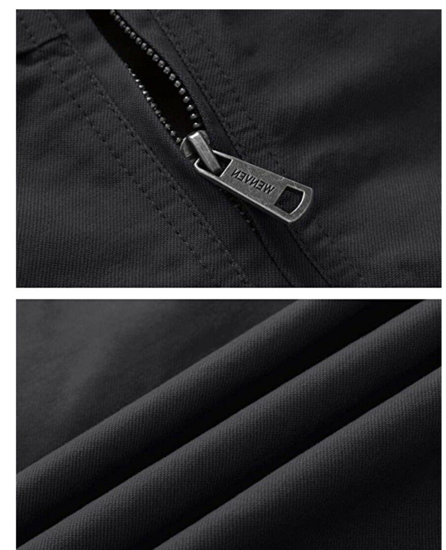 New with tags Men's Jacket, Gray