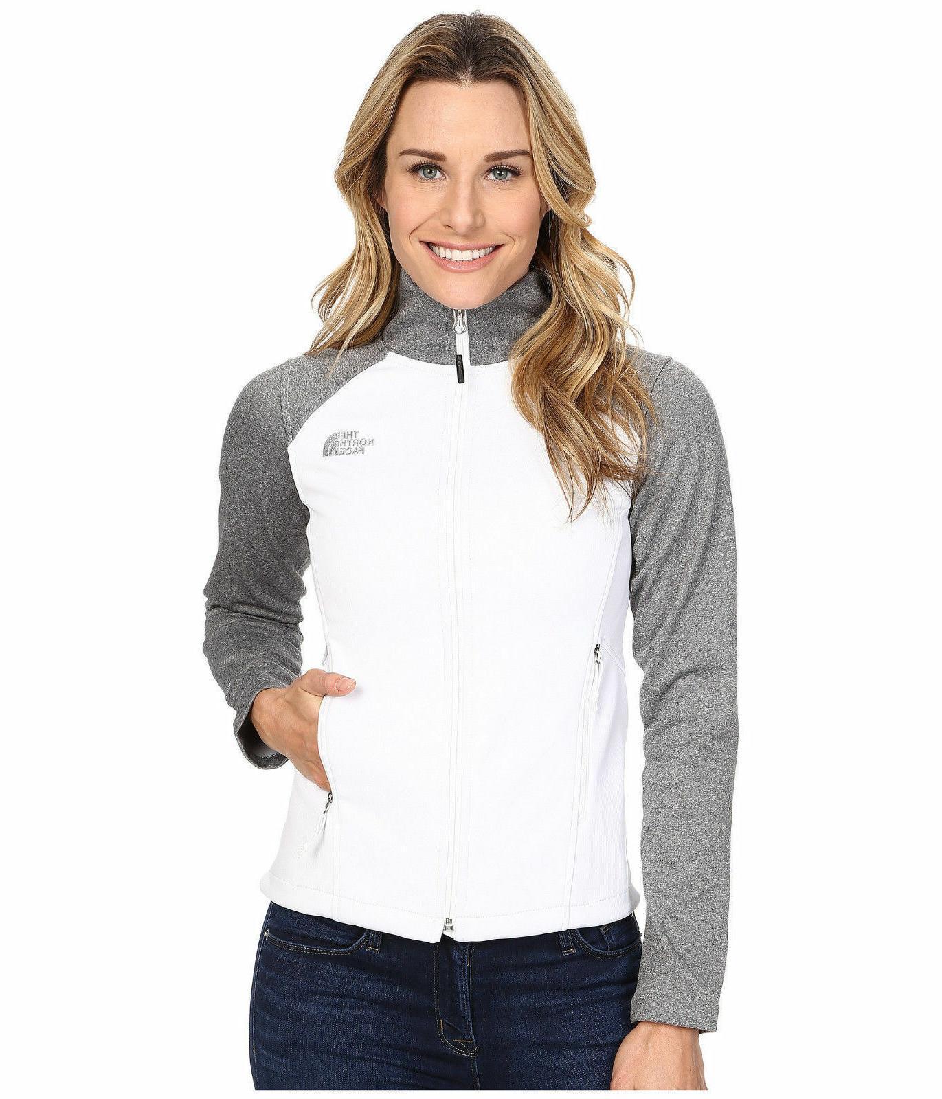 new womens north face canyonwall zip jacket
