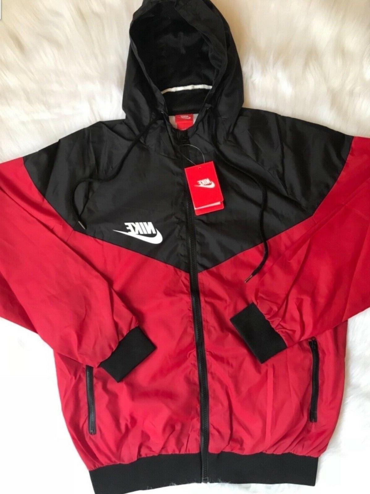 Nike WindBreaker SLIM MEN'S/WOMEN'S Full Zip Jacket