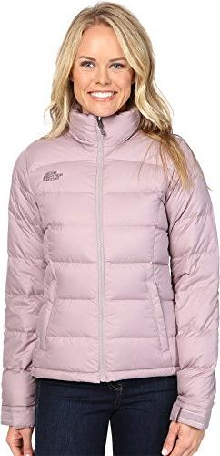 The North Face Women's Nuptse 2 Jacket, Quail Grey, MD
