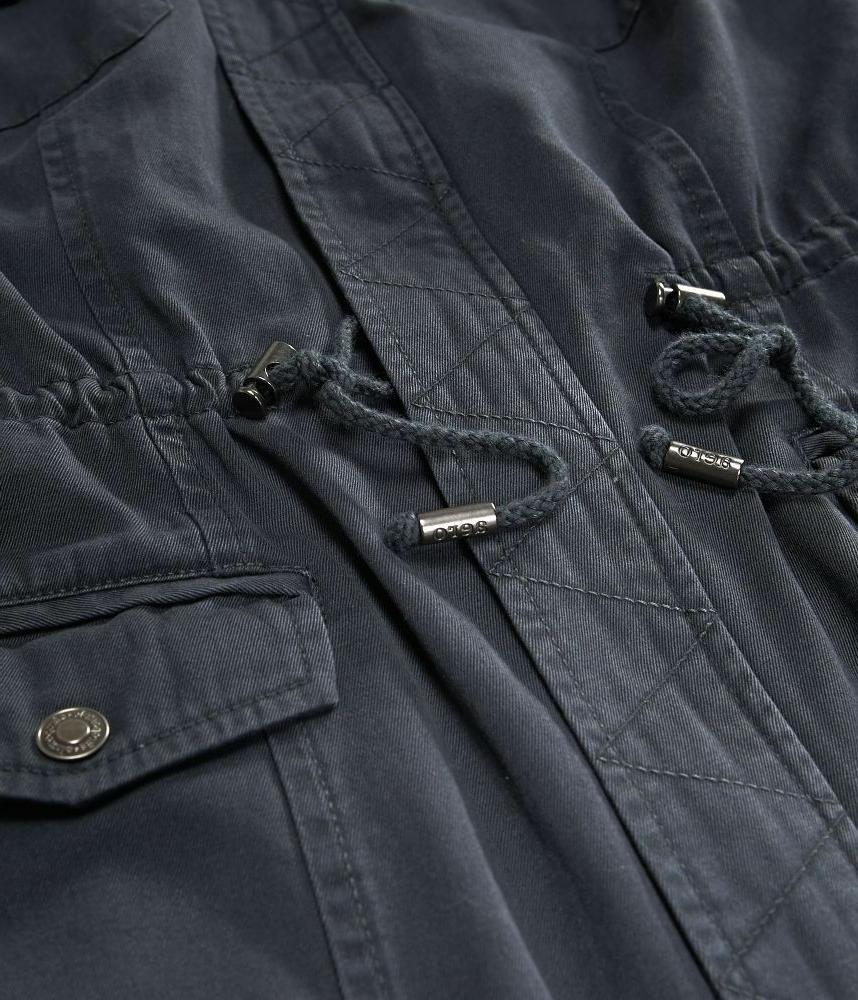 NWT AEROPOSTALE Hooded Anorak Jacket Coat L