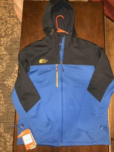 nwt men s apex canyonwall hybrid hoodie