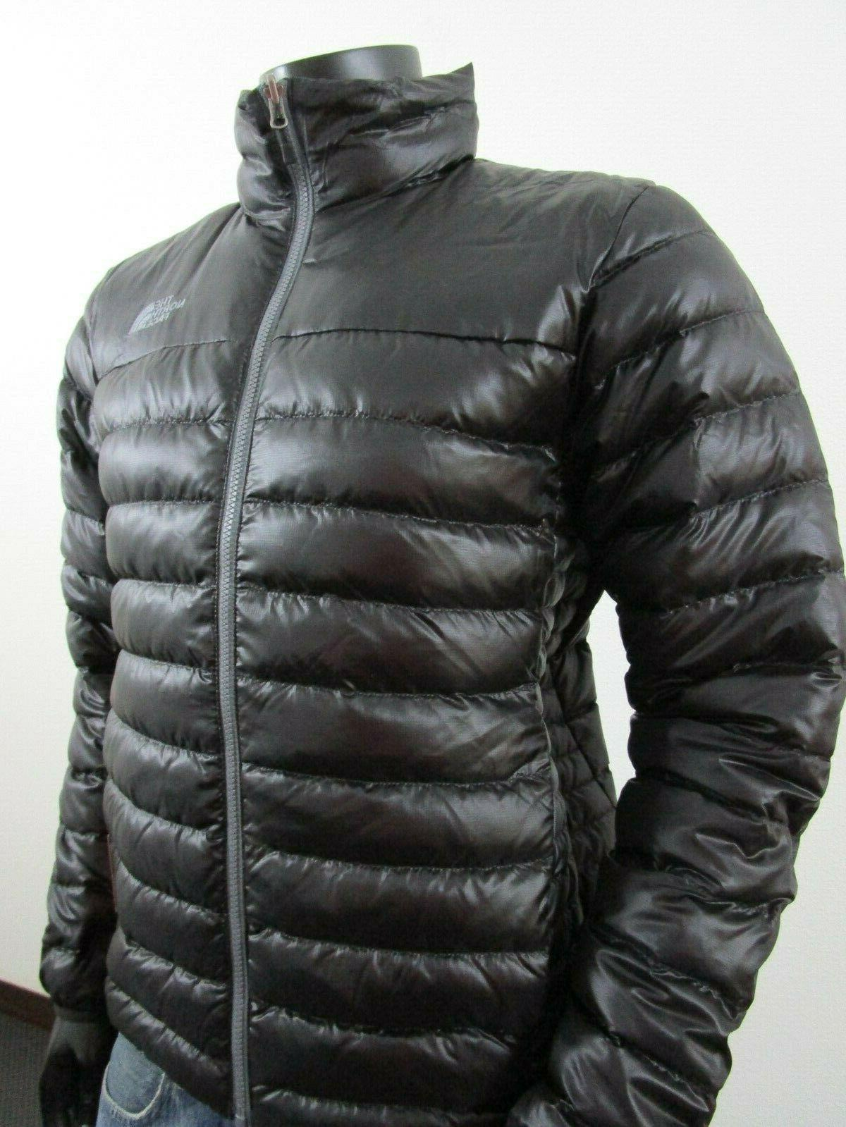 NWT TNF North Face 550-Down Insulated FZ - Black