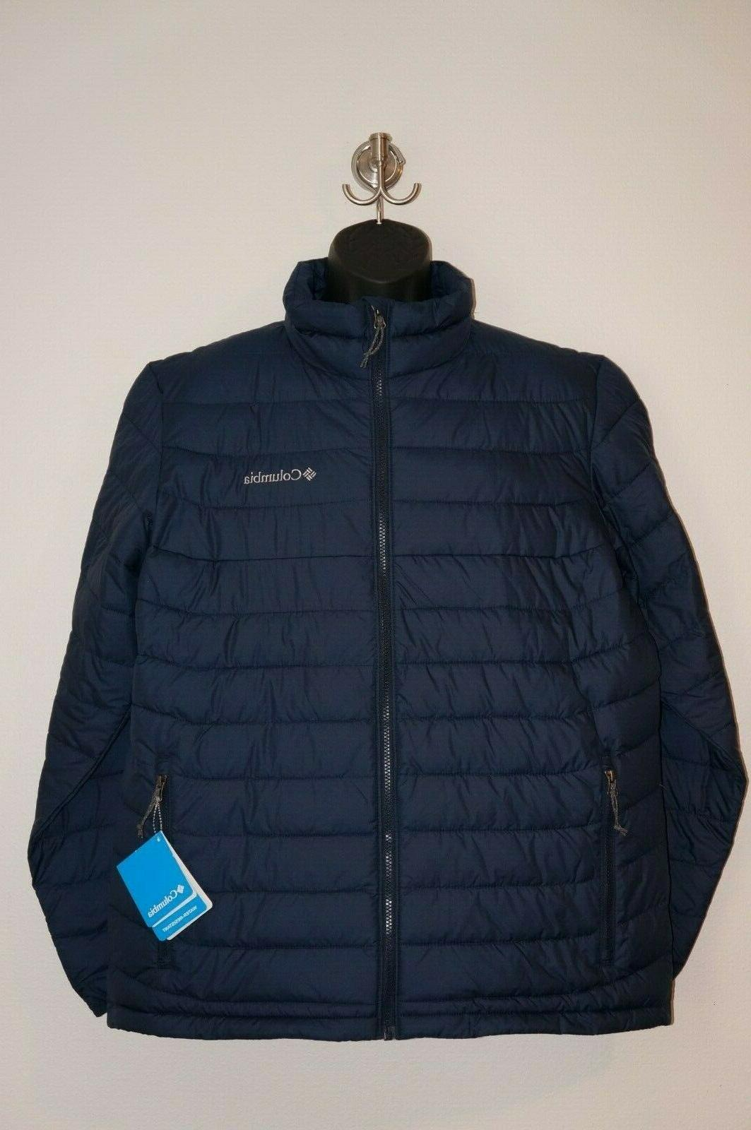 nwt oyanta trail jacket insulated therma coil