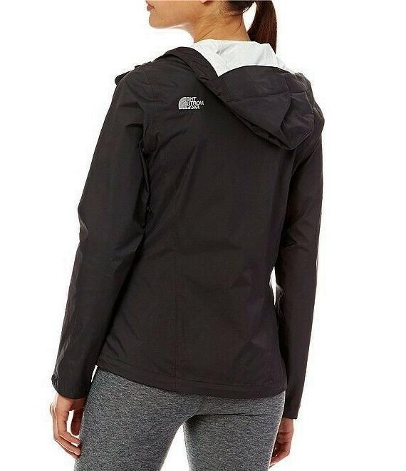 NWT The Women's Rain Jacket Waterproof BLK