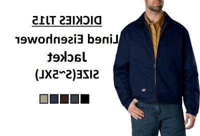 nwt tj15 insulated eisenhower jacket 5 colors