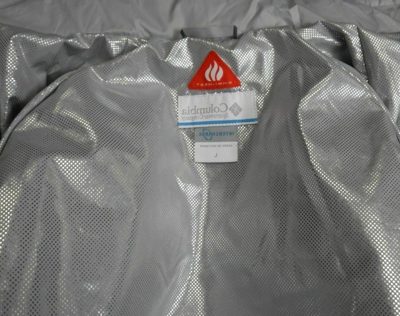 NWT Morning Light II Omni Long Jacket Puffer