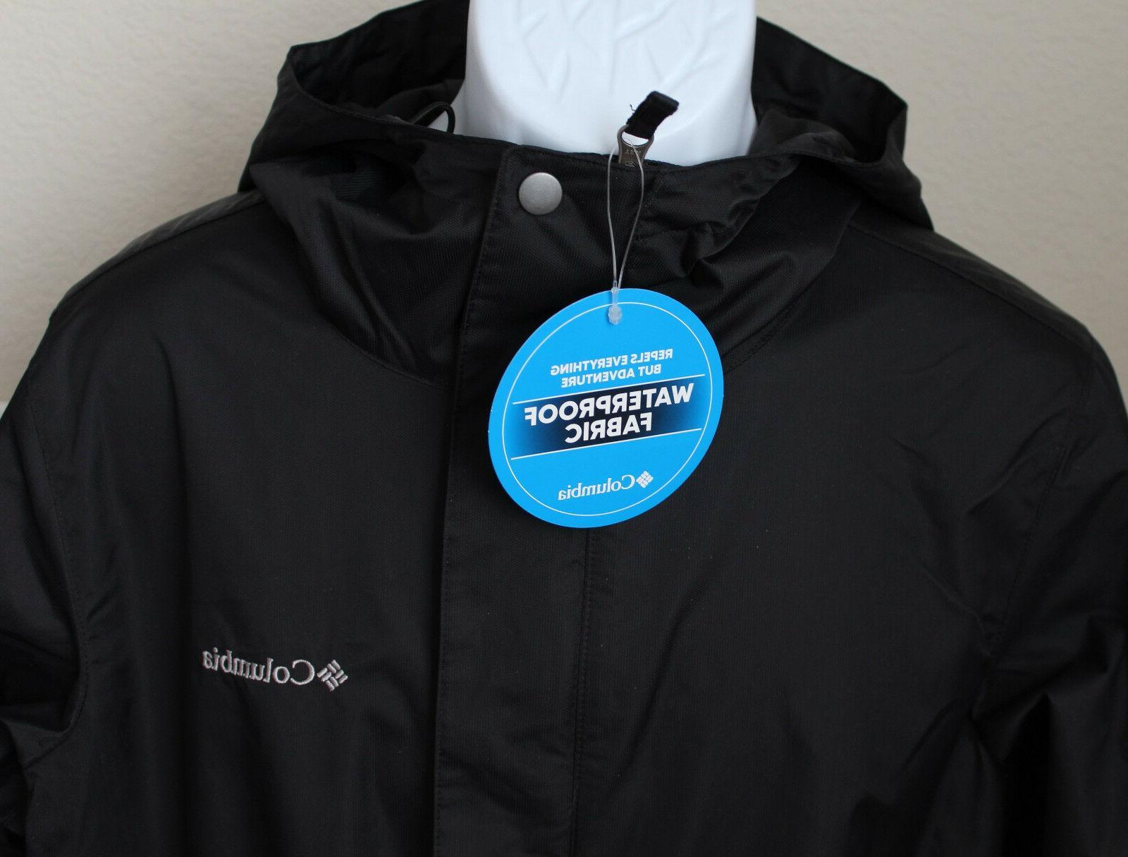 NWT Women's Struck Waterproof Hooded Jacket M,L,XL