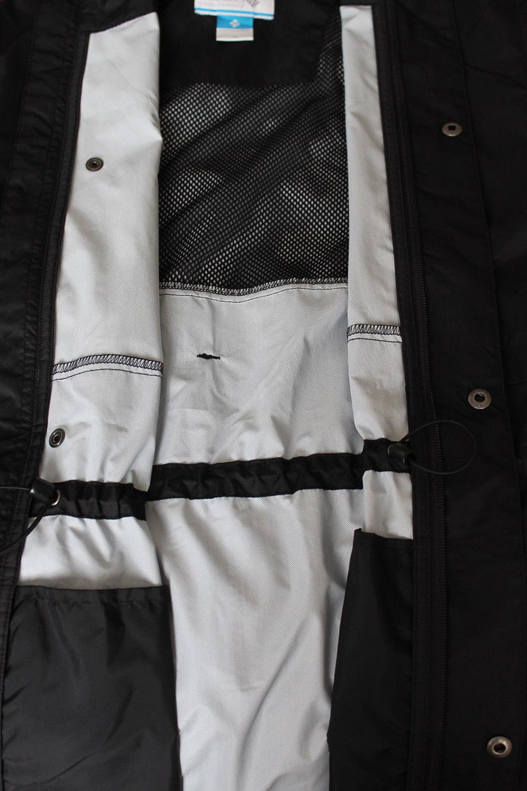 NWT Columbia Women's Struck Hooded Jacket Black