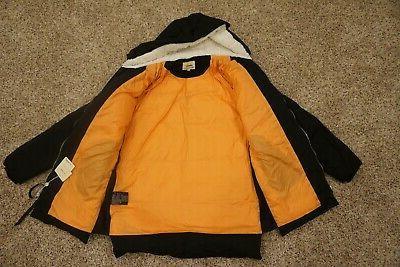DOWN COAT Size Black