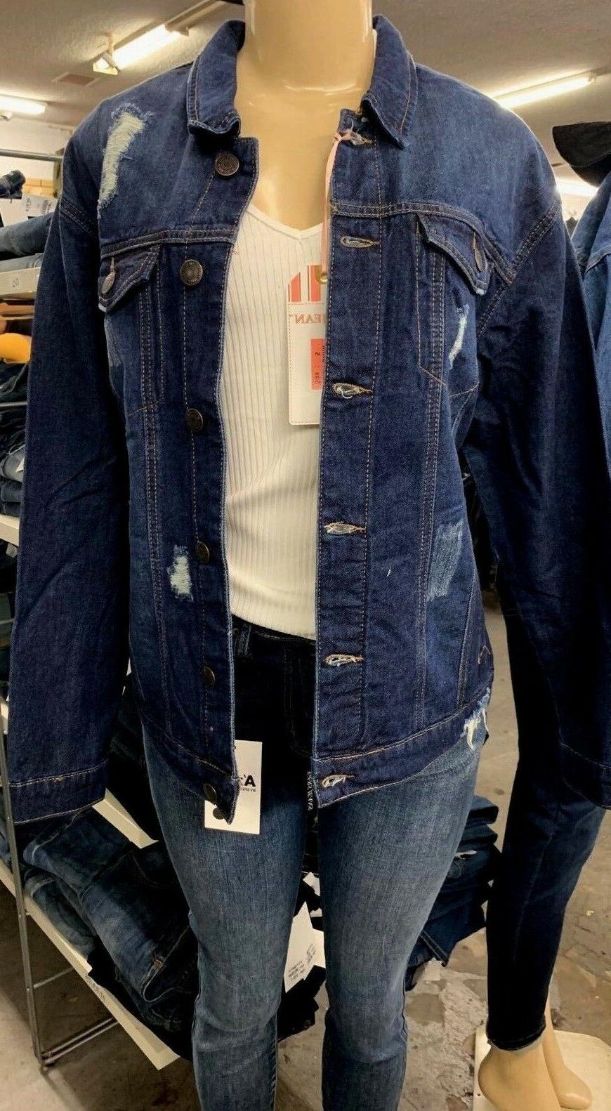 Women's Long Loose Jean