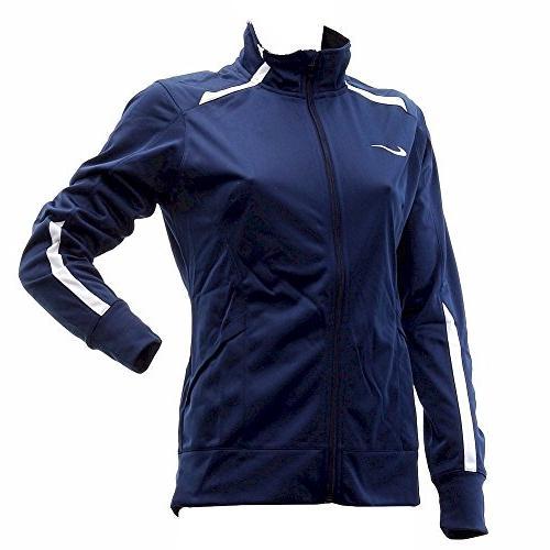 overtime long sleeve training jacket