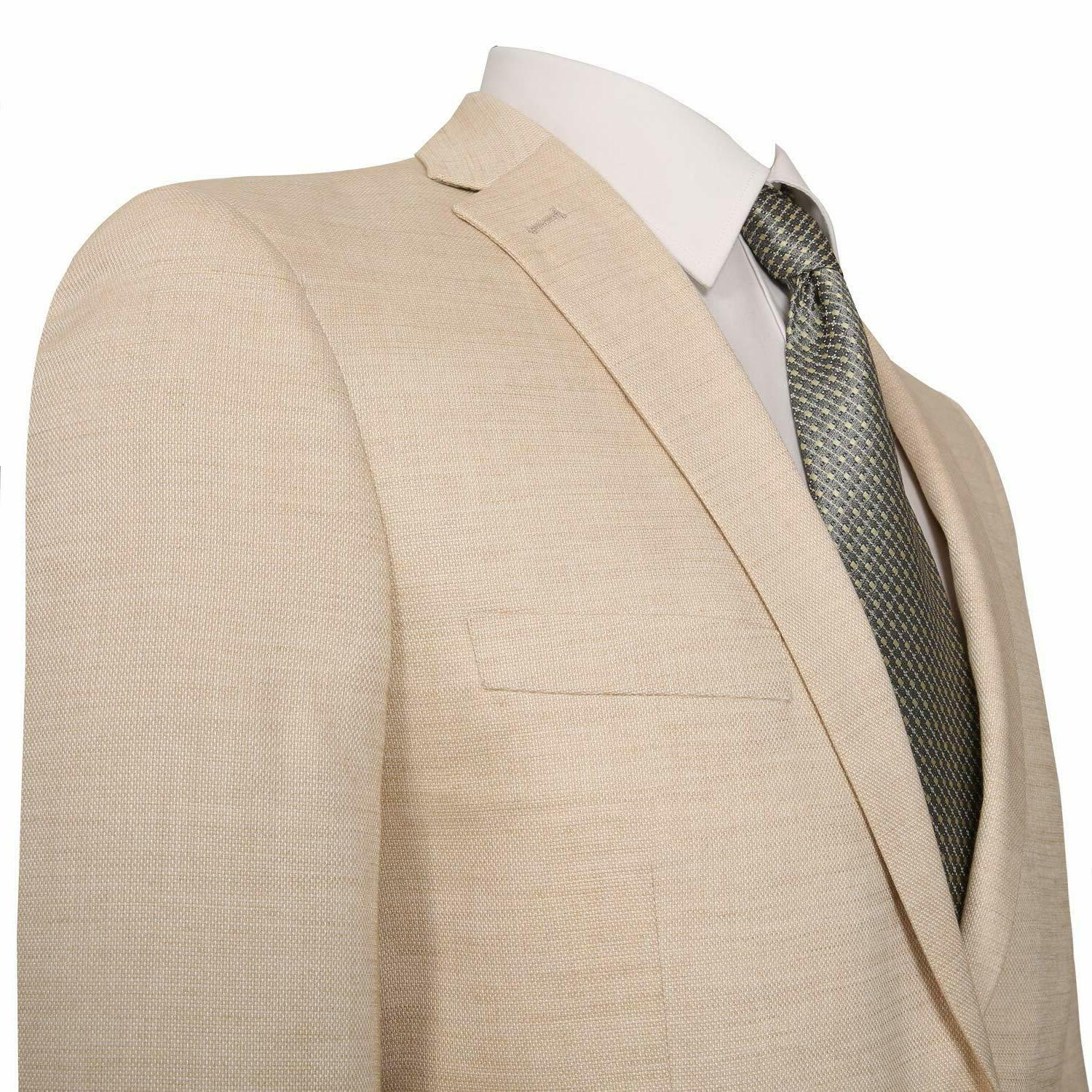 P&L Two-Button Suit Jacket