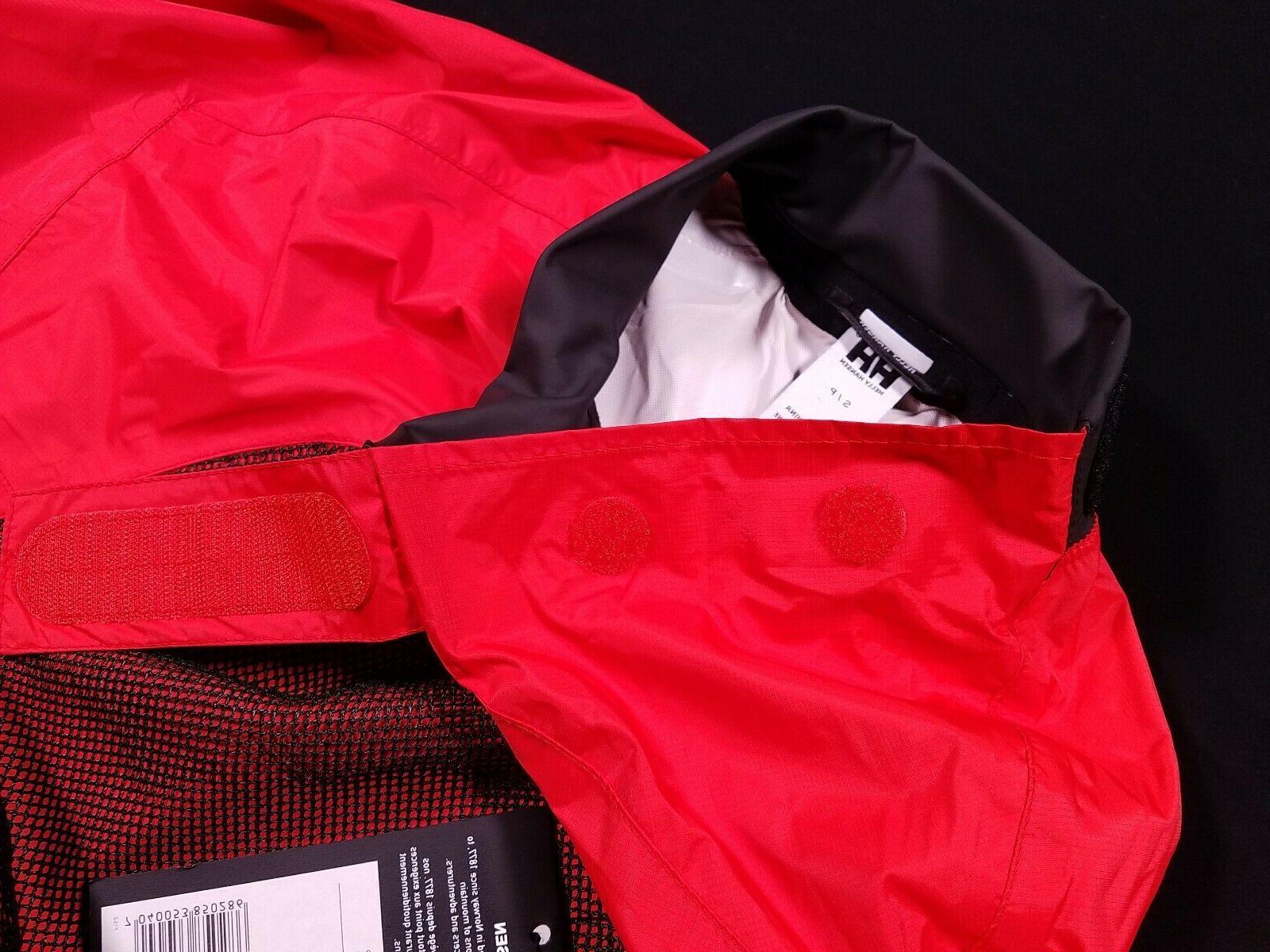 Helly Hansen Dinghy Pullover Jacket Small Men's