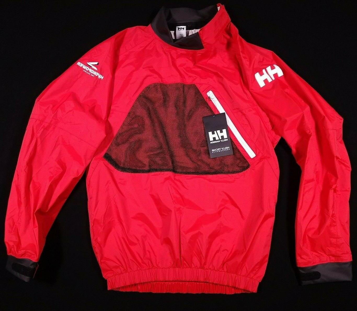 pro sailing dinghy smock windbreaker pullover jacket