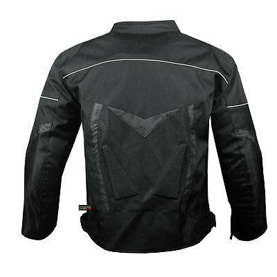 ProAir Motorcycle Waterproof with Mens Black