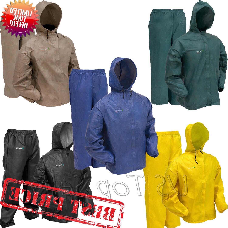 Rain Frogg Ultra Waterproof Jacket Pants Gear Wear
