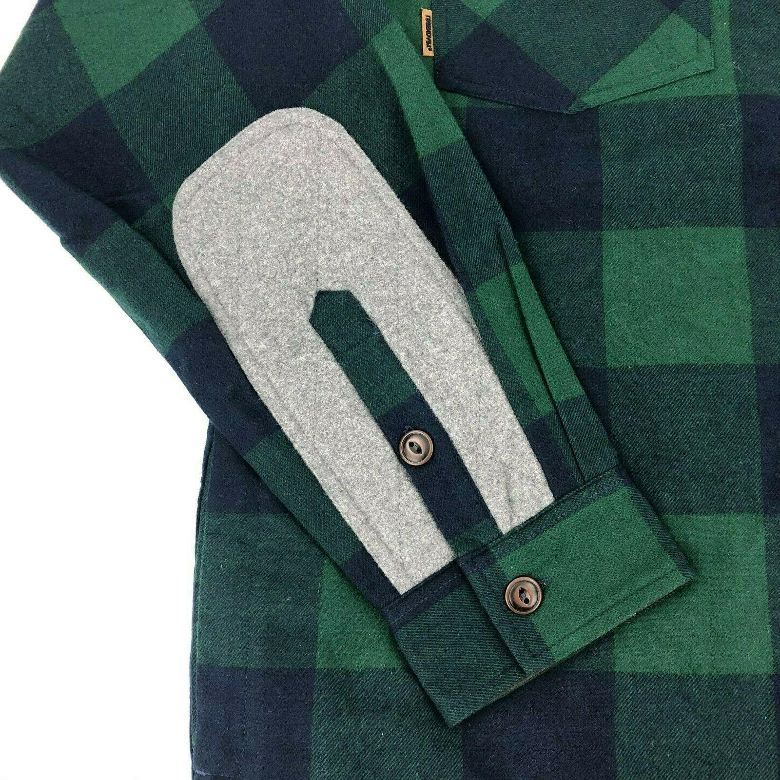 Legendary Whitetails Quilted Plaid BOBR